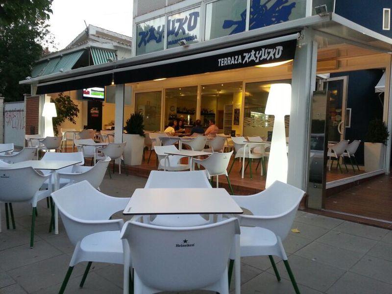 Restaurante en Playa Gandia
